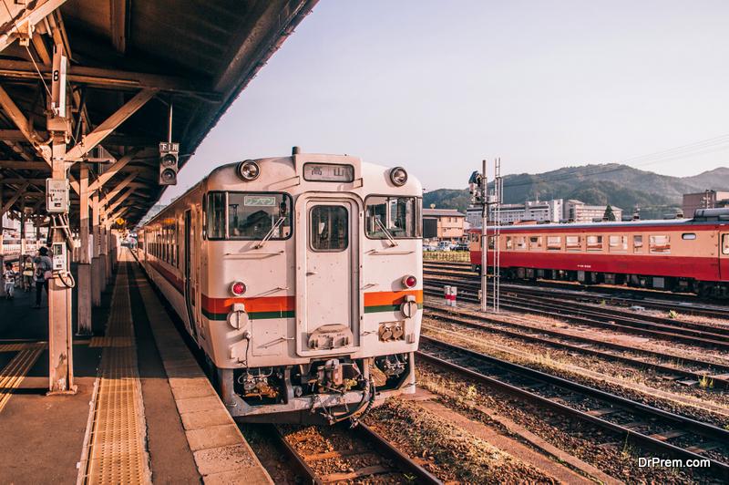 Takayama Main Line