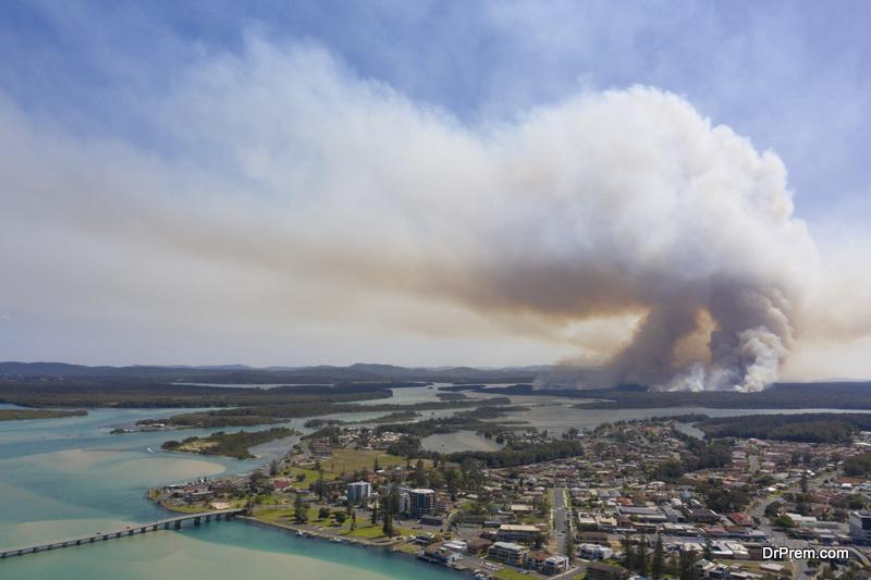 Australia is burning