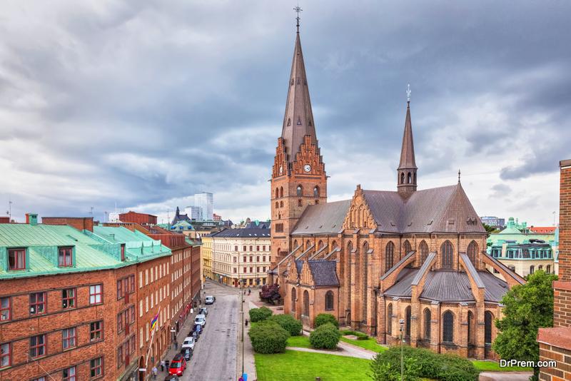 Malmö-Sweden.