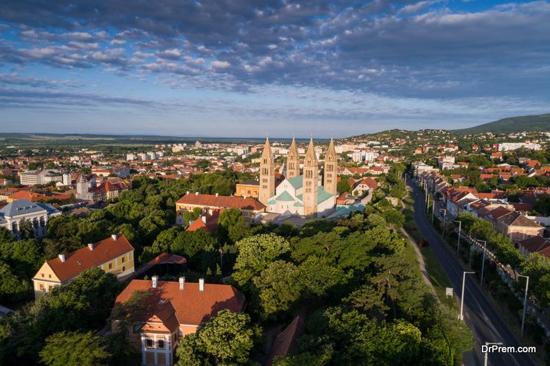 Pecs-Hungary