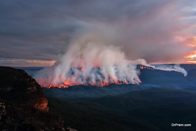 Should you travel to Australia during the wildfires