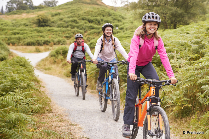 UK Destinations to Ride Your Bicycle