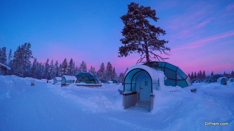 Kakslauttanen-Finland