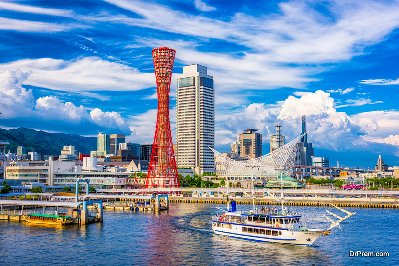 Kobe-Japan.