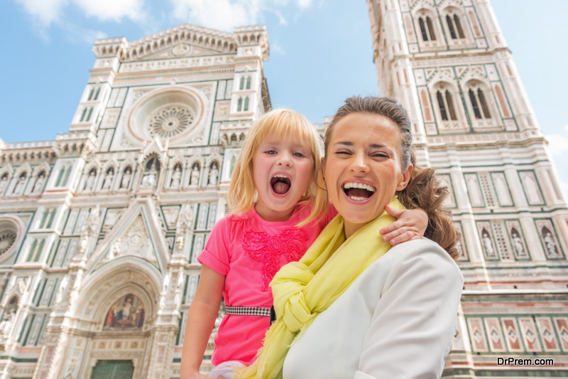 A Wonderful Trip to Florence With Family