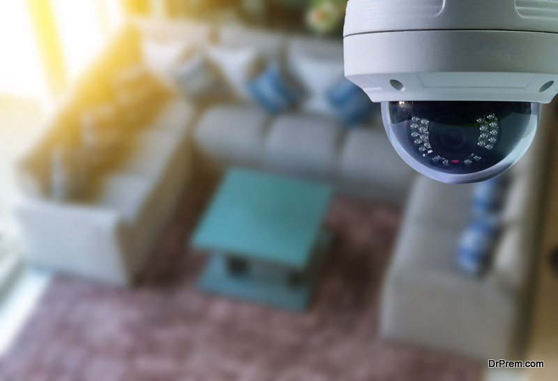 Keep Your Home Safe with cctv