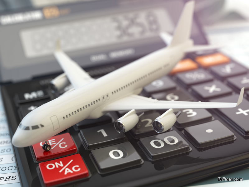 calculating travel budget