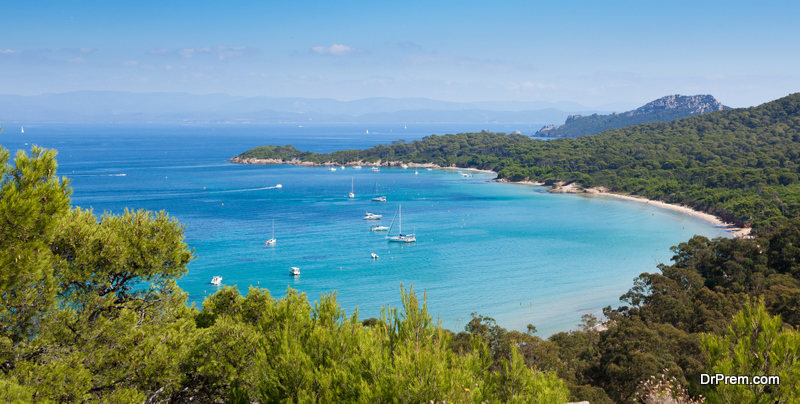 Porquerolles-Islands