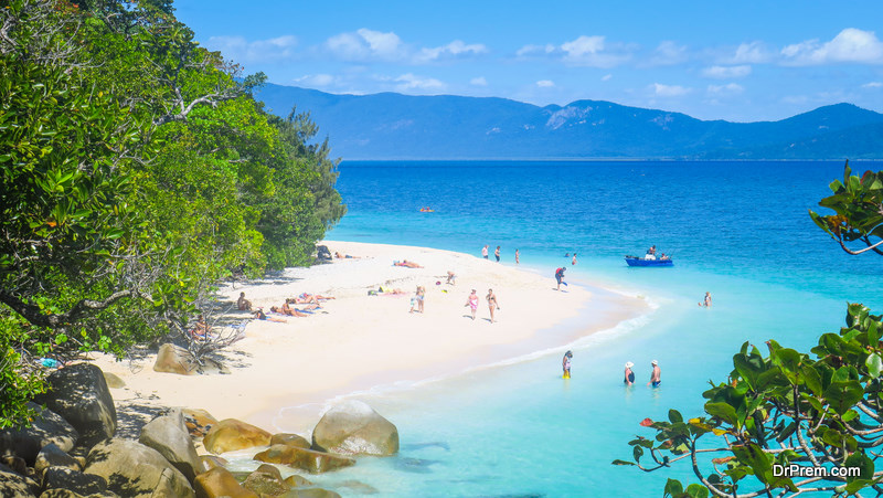 Fun Activities to Enjoy at Fitzroy Island for Free