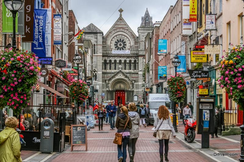 Local Irish People