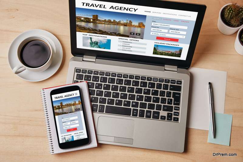 Start and Grow an Online Travel Agency