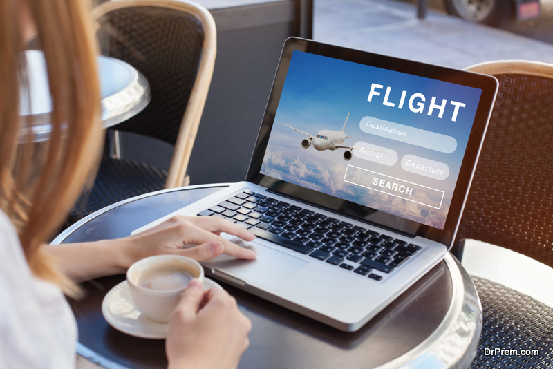 travel agency Serving Clients online