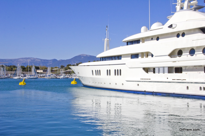 gourmet charter in the French Riviera
